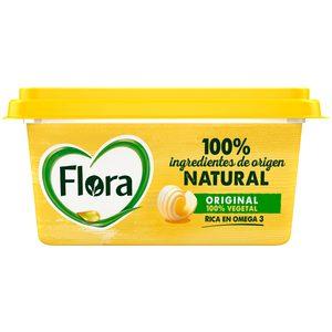 FLORA margarina barqueta 500 gr