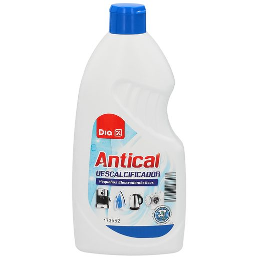 DIA descalcificador antical botella 500 ml
