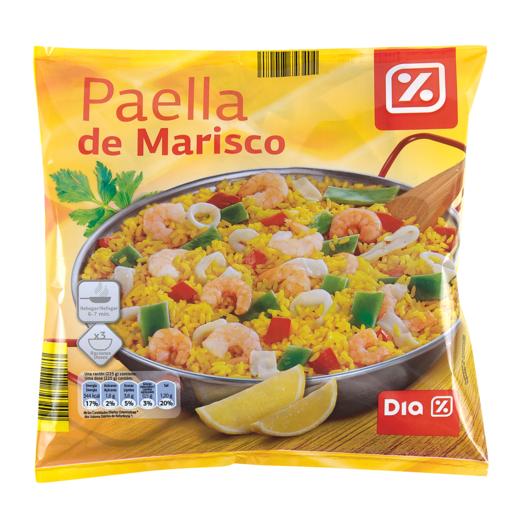 DIA paella marisco bolsa 700 gr