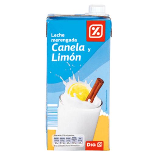 DIA leche merengada canela y limón envase 1 lt
