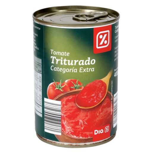 DIA tomate triturado lata 400GR
