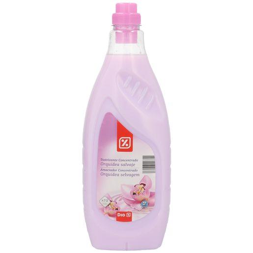 DIA suavizante concentrado orquídea salvaje botella 72 lv