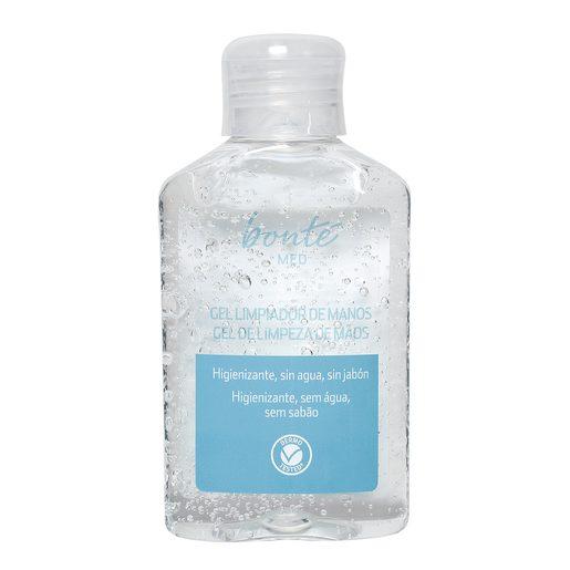 BONTE gel limpiador manos alcohol higienizante botella 100ml