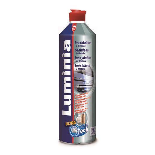 LUMINIA limpia metales botella 500 ml