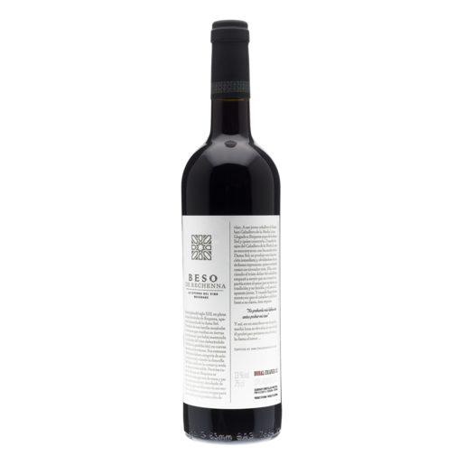 BESO DE RECHENNA vino tinto Do Utiel Requena botella 75 cl