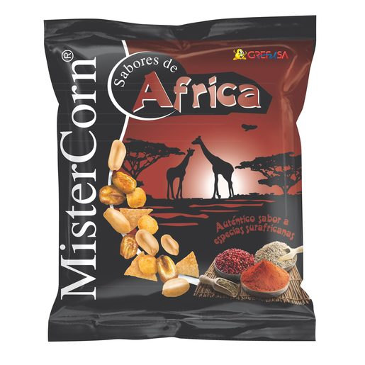 MR CORN mr corn mix africa bolsa 170GR