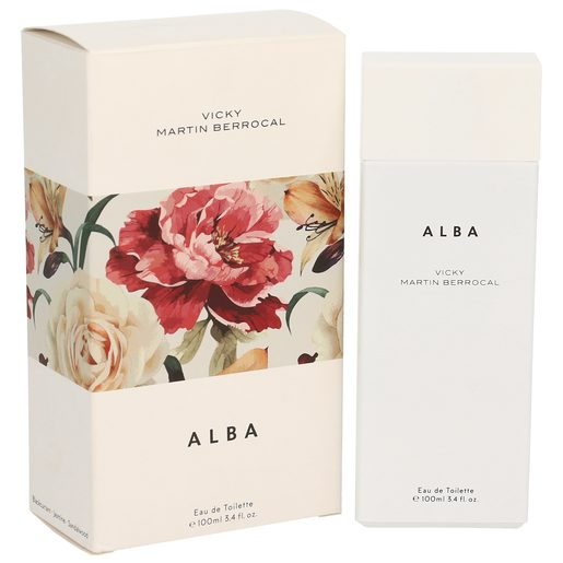 VICKY MARTIN BERROCAL colonia alba spray 100 ml