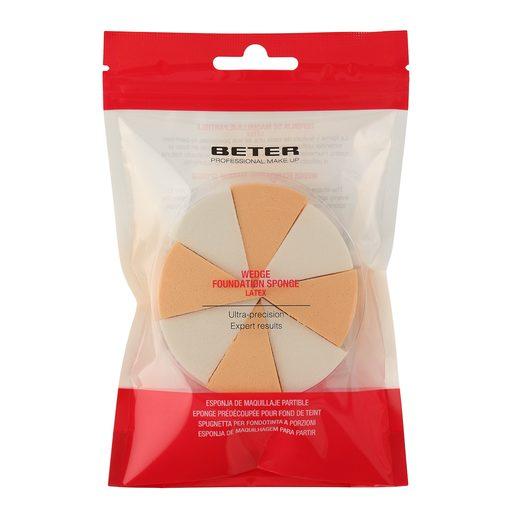 BETER esponja de maquillaje partible 1 ud