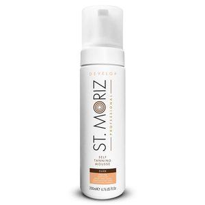 ST MORIZ mousse autobronceador dark spray 200 ml
