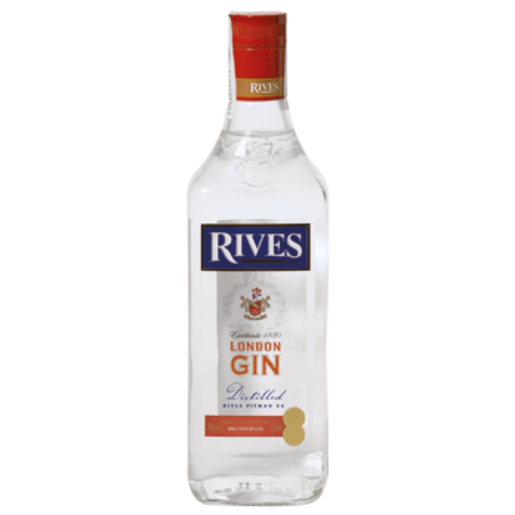 RIVES ginebra nacional botella 70 cl