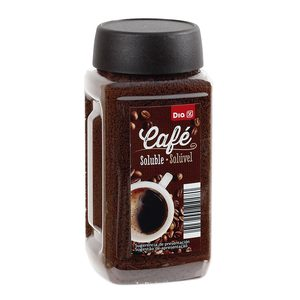 DIA café soluble normal frasco 100 gr