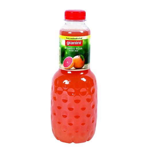 GRANINI néctar de pomelo botella 1 lt