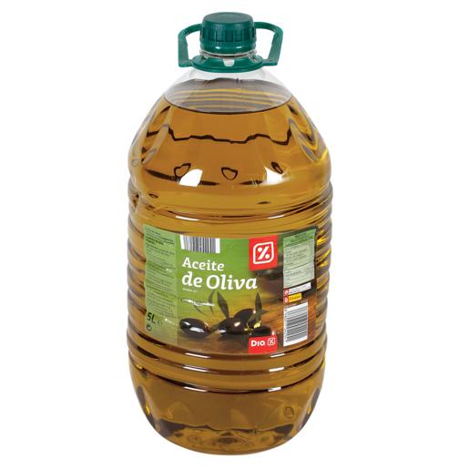 DIA aceite oliva intenso garrafa  5 lt