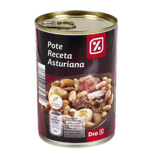 DIA pote receta asturiana lata 430 gr