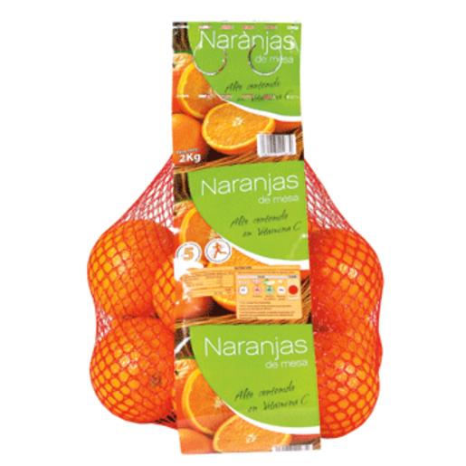 Naranjas de mesa malla 2 Kg