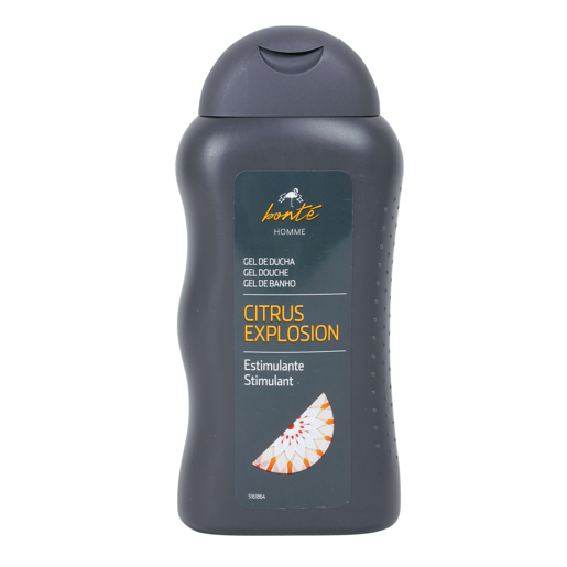 BONTE gel de baño estimulante para hombre botella 300 ml