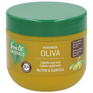BONTE mascarilla capilar oliva nutritiva tarro 300 ml
