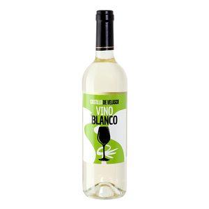 CASTILLO DE VELASCO vino blanco botella 75 cl