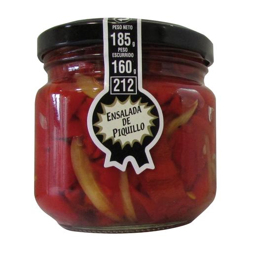 BAIGORRI ensalada de piquillo frasco 160 gr