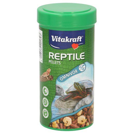 VITAKRAFT alimento para reptiles omnivoros bote 250 ml