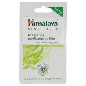 HIMALAYA mascarilla facial purificante de nim sachet 2 uds 7,5 ml