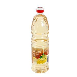 ALIÑA TU DIA vinagre de vino blanco botella 1 lt