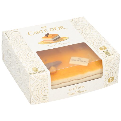 CARTE D' OR tarta massini caja 650 gr