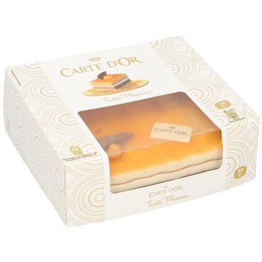 CARTE D' OR tarta massini caja 650 gr