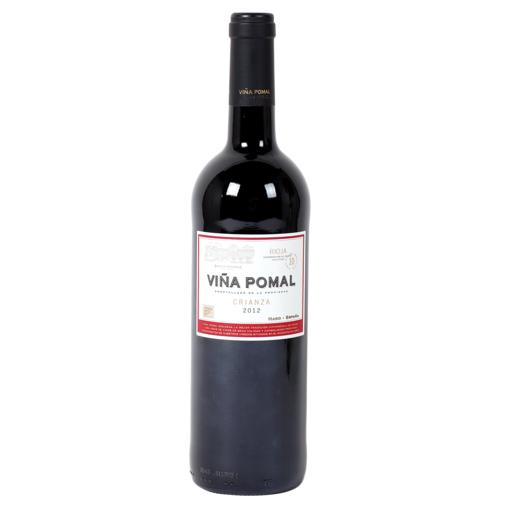 VIÑA POMAL vino tinto do rioja  botella 75 cl