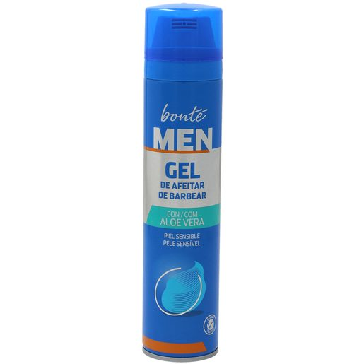 BONTE gel de afeitar piel sensible spray 250 ml