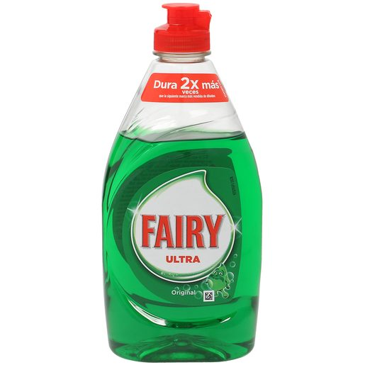 FAIRY lavavajillas mano ultra botella 350 ml