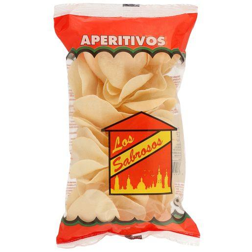 LOS SABROSOS aperitivo patatas chic bolsa 80 gr