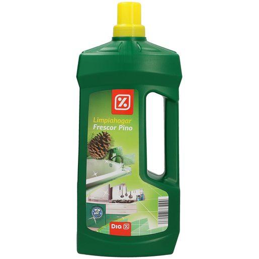 DIA limpiador aroma frescor pino botella 1.5 lt