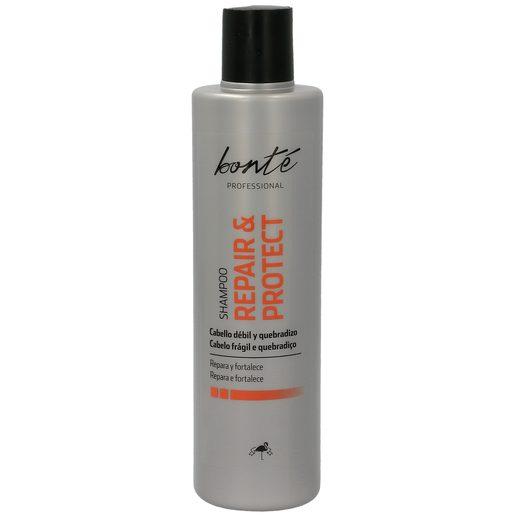 BONTE champú repair&protect cabellos frágiles/quebradizos botella 400 ml