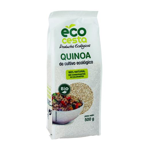 ECOCESTA quinoa ecológica paquete 500 gr