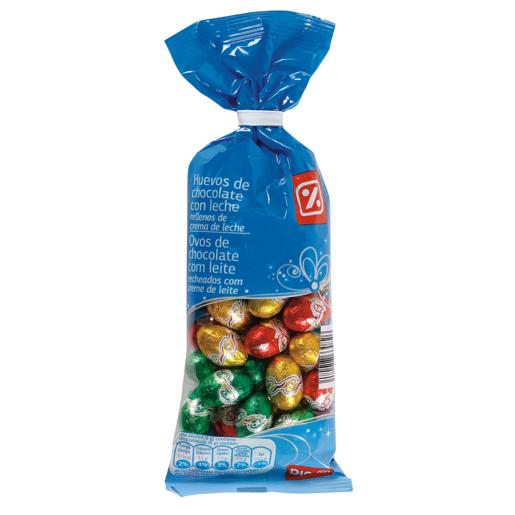 DIA huevitos chocolate leche bolsa 225 gr