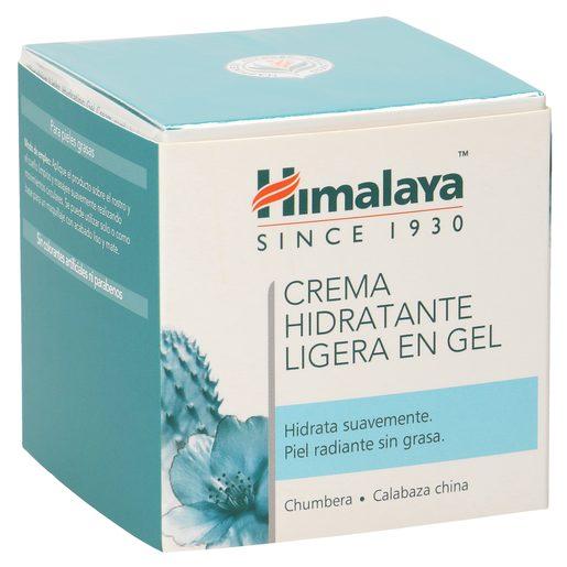 HIMALAYA crema hidratante ligera en gel tarro 50 gr