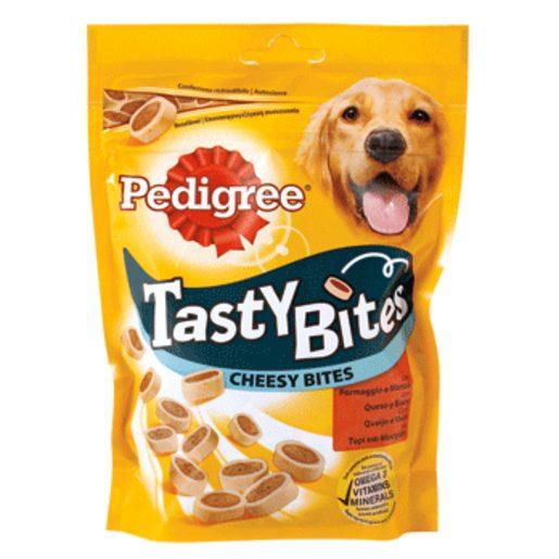 PEDIGREE snack para perros tasty bites con pollo bolsa 95 gr