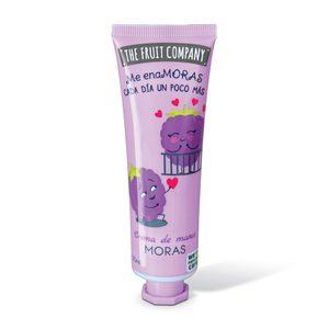 THE FRUIT COMPANY crema de manos moras tubo 50 ml