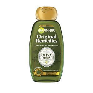 ORIGINAL REMEDIES champú oliva frasco 250 ml