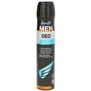 BONTE Men desodorante stress control spray 200 ml