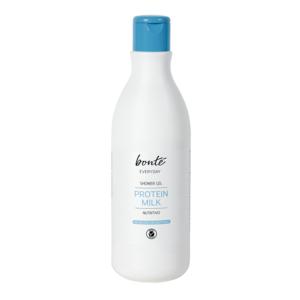 BONTE gel de ducha proteínas de la leche piel muy seca bote 1.5 lt