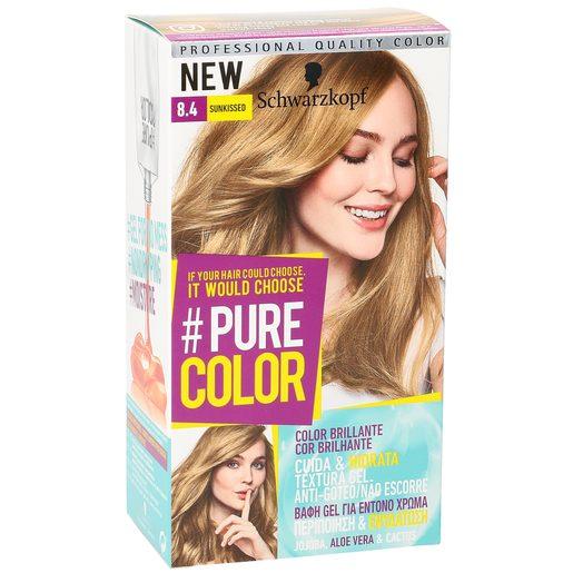 PURE COLOR tinte Sunkissed Nº 8.4 caja 1 ud