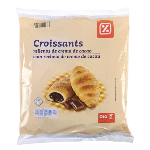 DIA croissants rellenos de cacao bolsa 360gr