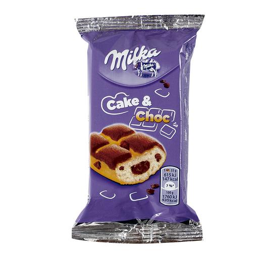 MILKA cake & choc 35 gr