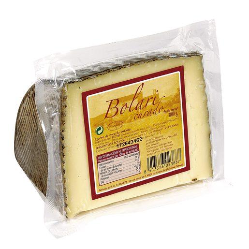 BOLARI queso curado cuña 800 gr