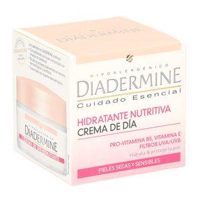 DIADERMINE crema de día hidratante nutritiva piel seca/sensible tarro 50 ml