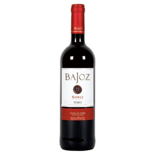 BAJOZ ROBLE TORO vino tinto botella 75 cl