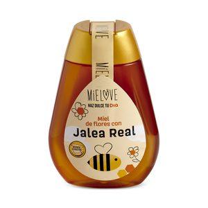 DIA MIELOVE miel de flores con jalea real bote 250 gr