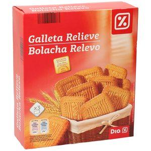 DIA galletas relieve caja 700 gr